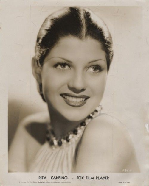 Rita Hayworth Hairline Before After Meet margarita carmen cansino,