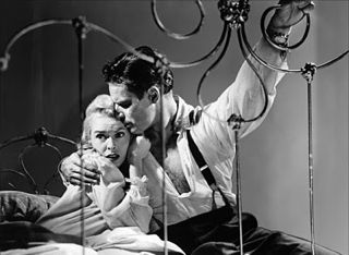 Janet Leigh and Charlton Heston in Touch of Evil, 1958.