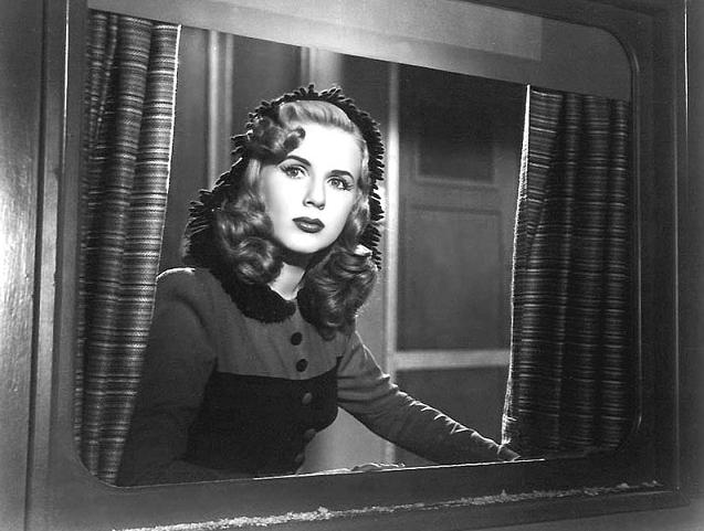 Deanna Durbin was Ann Frank's favorite movie star.