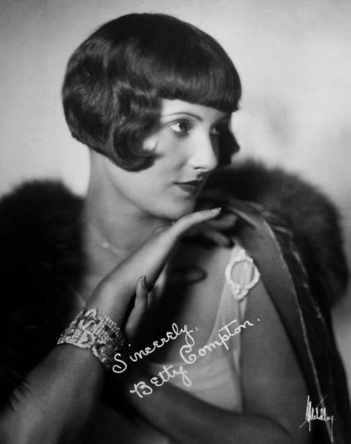 Betty Compton Net Worth