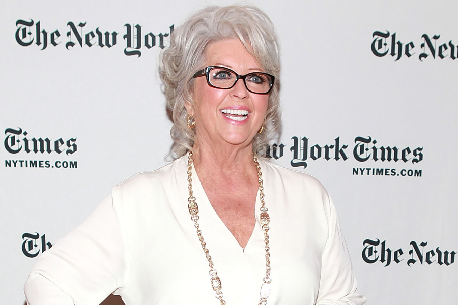 Paula Deen, currently being lynched by the liberal media.
