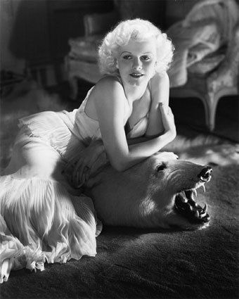 Jean Harlow was the original platinum blonde. But so damaging were the chemicals and treatments that at the height of her short but brilliant career, Harlow's hair was falling out in clumps. Sydney Guilaroff created a series of wigs for Harlow that managed to disguise her baldness.