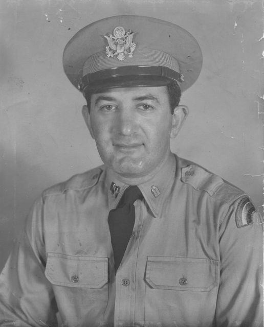 My father, Rabbi Abraham Avrech. An Army Chaplain in the 42nd Rainbow Division, my father served this great nation through World War II, The Korean War and Vietnam. Retired as a full Colonel, my father often speaks of his Chaplaincy as the most important and fulfilling of his long and distinguished Rabbinic career.