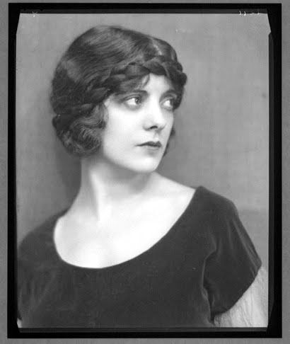 Now, almost completely forgotten, Alma Rubens was a star of silent films. Tragically, she became addicted to cocaine and heroin. Rubens authored a true confessions memoir which, even today, is quite harrowing.