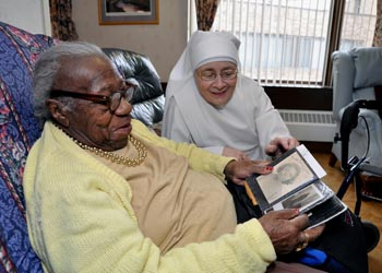 Little Sisters of the Poor are  being persecuted by Obama and the Democrat party.