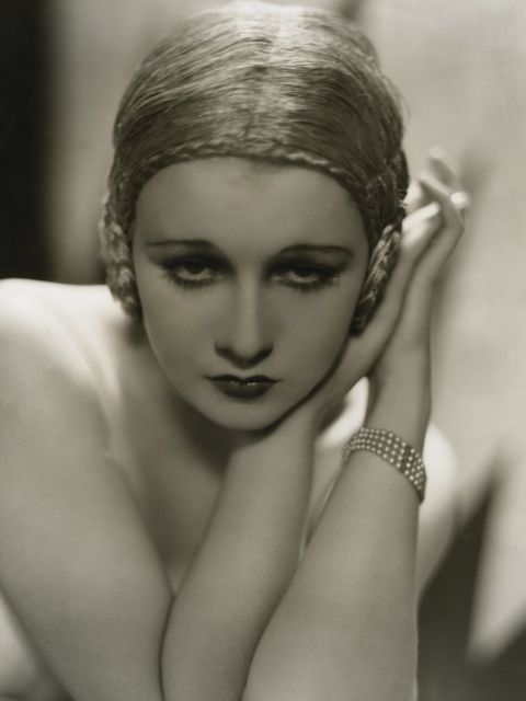 At the height of her fame in the late 20s and early 30s, Anita Page received a fan letter fromBenito Mussolini proposing marriage. Wisely, Page declined the generous offer from the Italian fascist.