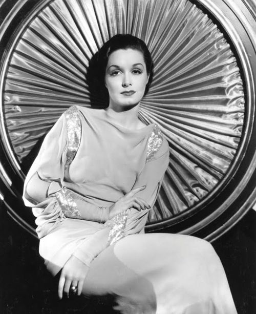 Gail Patrick was quickly typecast as the frosty other woman. Originally trained as a lawyer, Patrick was incredibly smart and talented and after 66 movies she grew playing the rival to the leading lady. Patrick moved behind the camera as producer of the Perry Mason Show from 1957-1966.