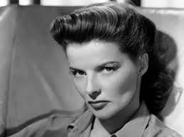 Katherine Hepburn in the late 1930's was an iconic beauty.