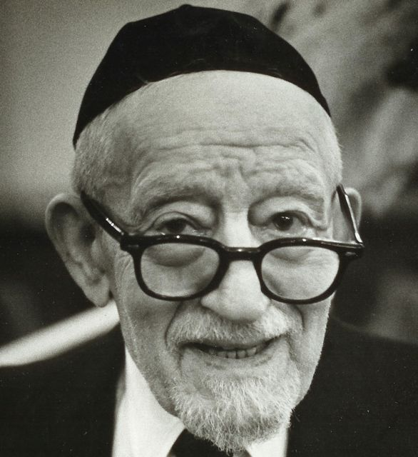 My paternal grandfather, Rabbi Shmuel Avrech