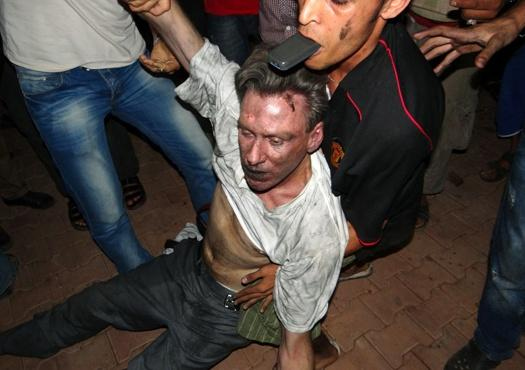 U.S. Ambassador Christopher Stevens was murderd by IslamoNazis in a coordinated attack. But Barack Obama, Hillary Clinton, and the entire Democrat party would have you believe that the attack was a protect about a less than obscure video.
