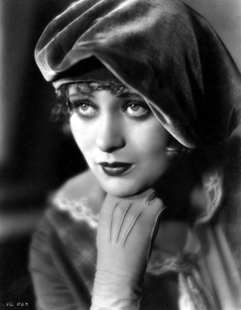 Dolores Costello, (1903 - 1979) was one of the most beautiful women to appear in the movies. Her career spanned the silent and sound era. Sadly, her porcelain skin was badly damaged by the harsh make-up used in silent films and she retired early from the screen. She is Drew Barrymore's grandmother.