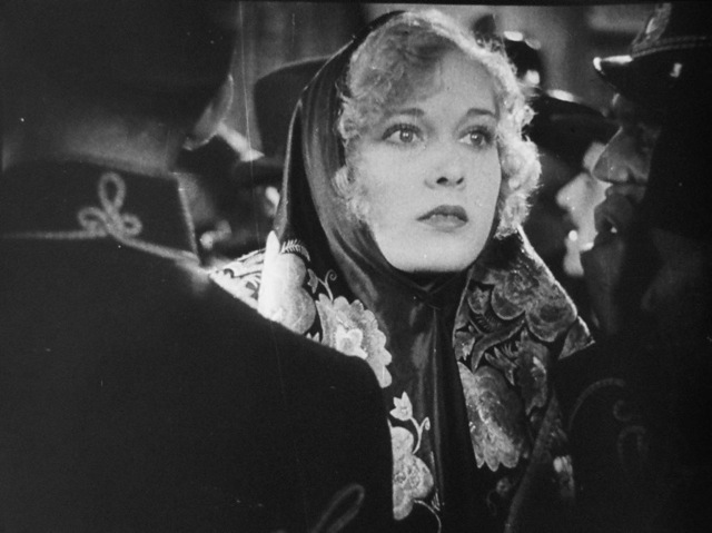 Esther Ralston in The Case of Lena Smith, a lost film.