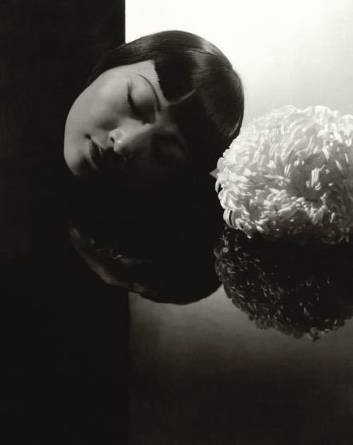Portrait of the great American-Chinese actress Anna May Wong by Edward Steichen, 1931.