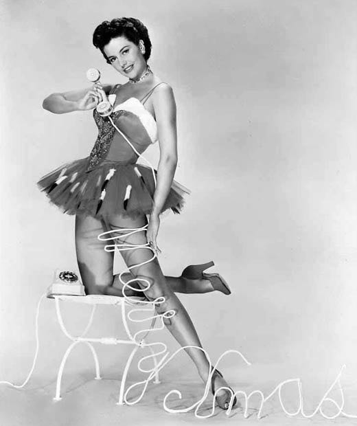 "Cyd Charisse, b. Tula Ellice Finklea (1922 - 2008), recovered from childhood polio to become a ballet dancer. Charisse went to Hollywood where she was paired with Fred Astaire and Gene Kelly; her films include ""Singin' in the Rain"" (1952), ""The Band Wagon"" (1953) and ""Silk Stockings"" (1957)."