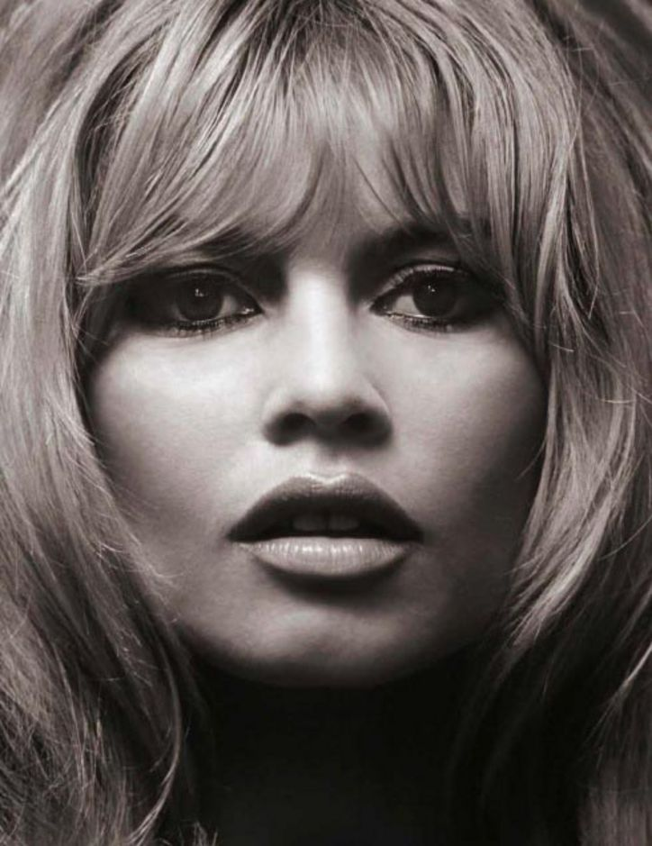 Bardot transformed. Photo by Douglas Kirkland.