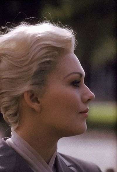 """I loved acting, which was never about money, the fame. It was about a search for meaning. It was painful."" —Kim Novak"