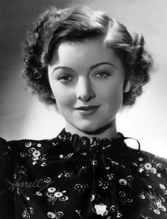 """It was director W.S. Van Dyke who saw Loy's potential as the sophisticated wise-cracking Nora Charles in """"The Thin Man"""" series, the films for which she is best remembered. Studio chief L.B. Mayer was dead-set against casting Loy but Van Dyke promised to shoot the film in three weeks thereby mitigating against losing money. Of course """"The Thin Man"""" (1934) was a huge hit and Loy became one of the highest paid stars in Hollywood."""