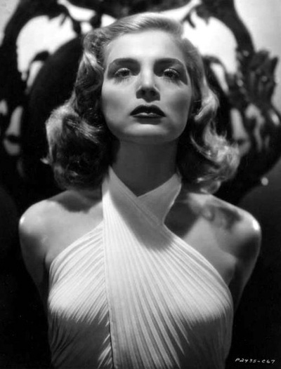 "The world knows her as Lizabeth Scott, (1922 - 2015) the husky-voiced femme fatale and noir babe. But she was born Emma Matzo of Scranton Pa. Her best film is ""Dead Reckoning"" ('47)."