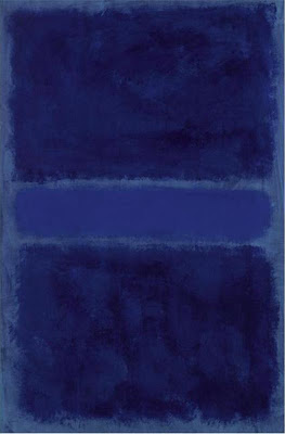 """I'm not an abstractionist. I'm not interested in the relationship of color or form or anything else. I'm interested only in expressing basic human emotions: tragedy, ecstasy, doom, and so on."" ~Mark Rothko"