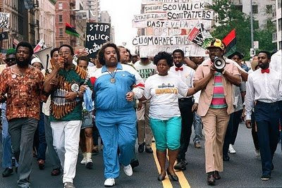 Obama's BFF Al Sharpton ignites a Jew-hating pogrom in Crown Heights, 1991.
