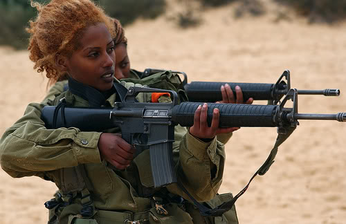 I love the IDF.