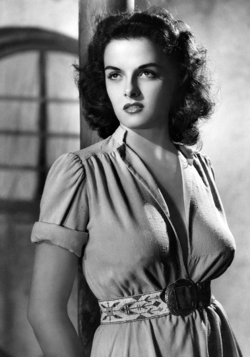 """PUBLICITY CAN BE TERRIBLE. BUT ONLY IF YOU DON'T HAVE ANY."" Jane Russell"