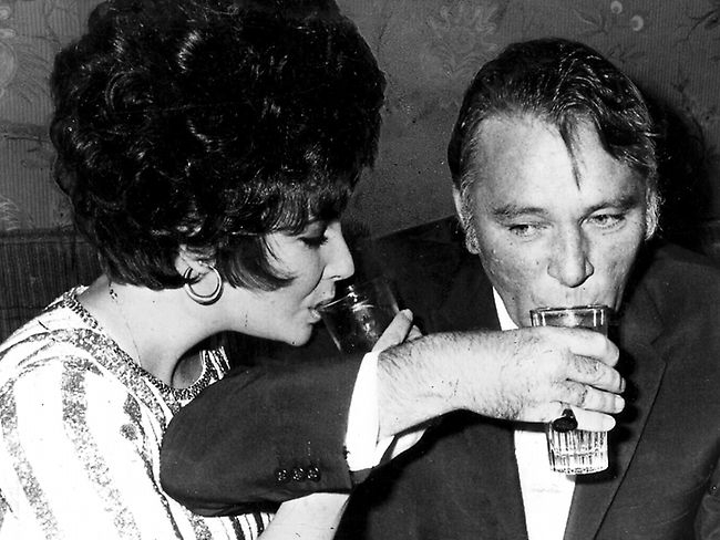 """I rather like my reputation, actually, that of a spoiled genius from the Welsh gutter, a drunk, a womanizer; it's rather an attractive image."" —Richard Burton"