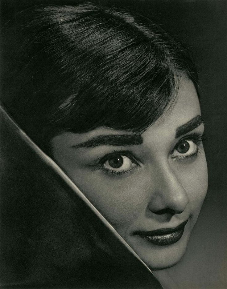 """Always be a first rate version of yourself."" -Audrey Hepburn  Photo by Yousuf Karsh, 1959"