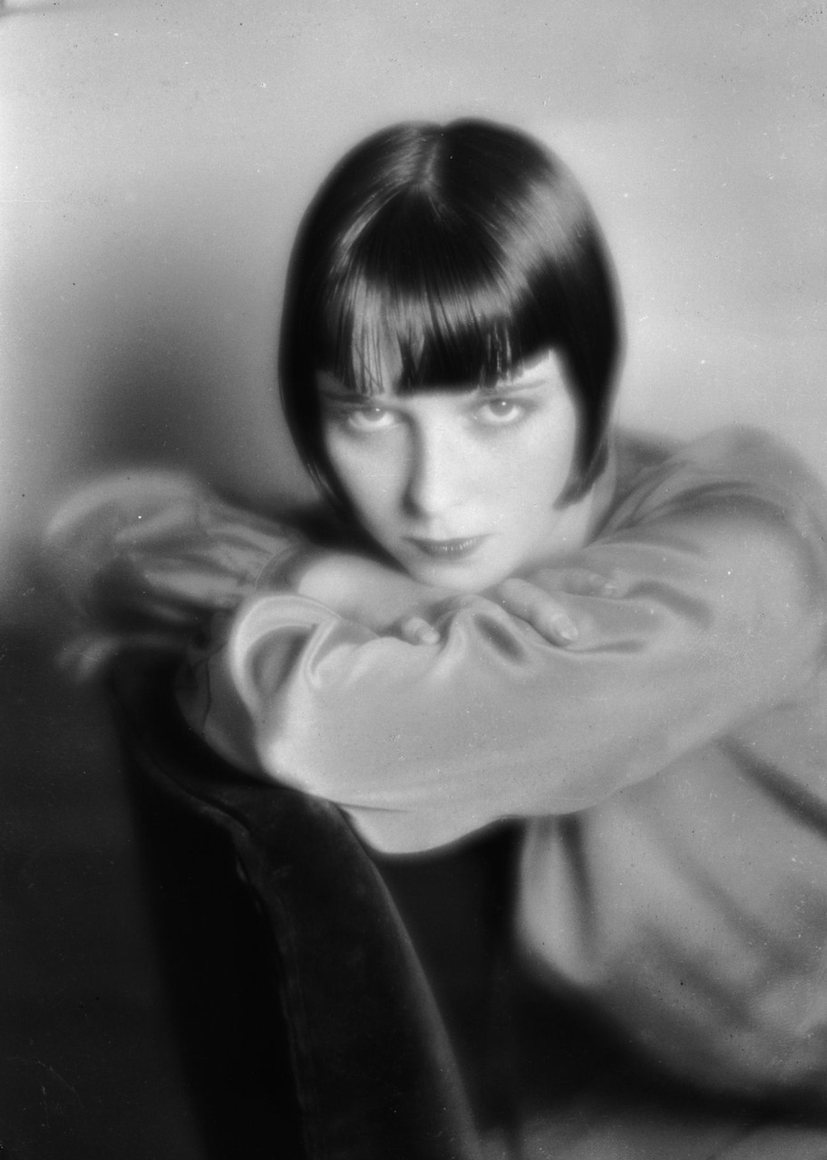 """I have a gift for enraging people, but if I ever bore you, it'll be with a knife."" —Louise Brooks"
