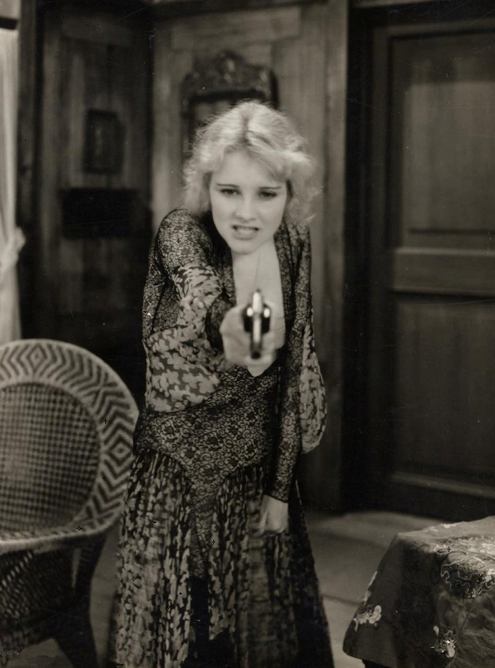 "Jeanne Eagels in The Letter (1929) directed by Jean de Limur. ""My retribution is greater. With all my heart, I still love the man I killed."" -W. Somerset Maugham, The Letter (1925)."
