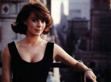 """You know what I want? I want yesterday."" -Natalie Wood"