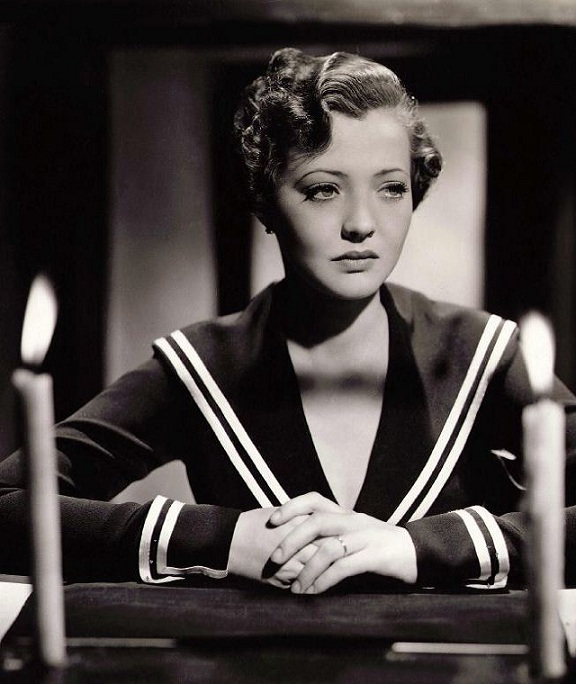 Sylvia Sidney in Sabotage 1936, directed by Alfred Hitchcock