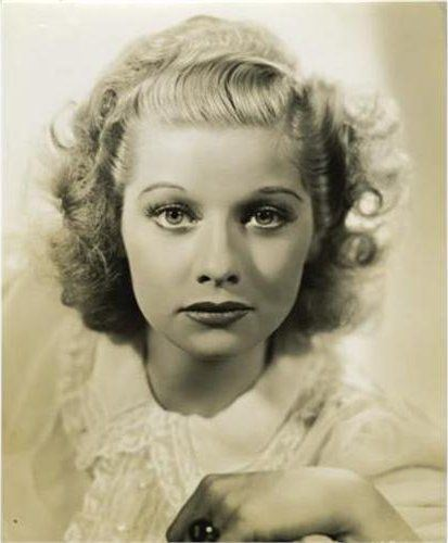 """The secret of staying young is to live honestly, eat slowly, and lie about your age.""  ~Lucille Ball"