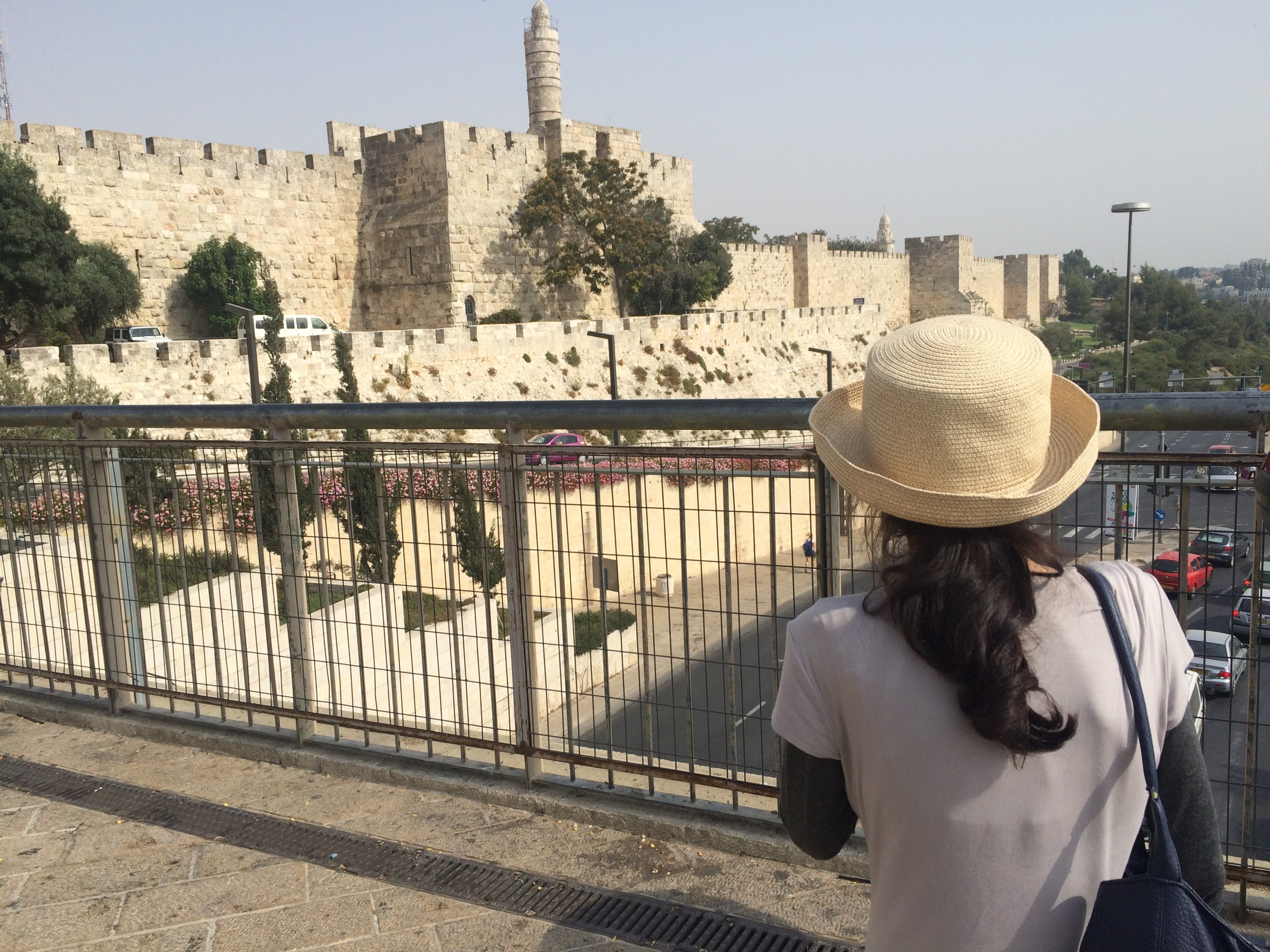 No matter how many times we see the Old City of Jerusalem, we are overcome with emotion.