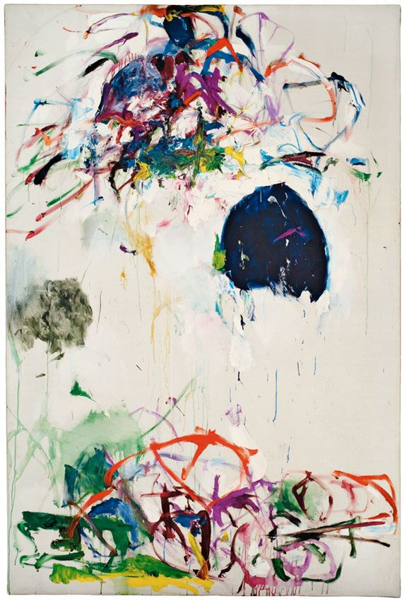Joan Mitchell, Untitled, 1968.