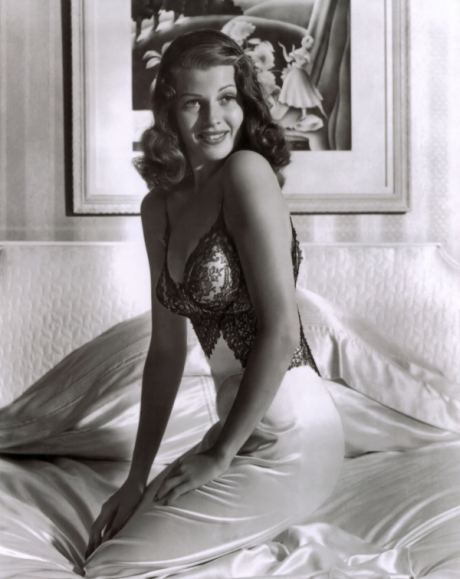 """The fact is I am terribly shy. Or maybe introverted is a better word. But introverted, shy, whatever, it stays with you whether you're a star or not. I think people become actors and actresses to overcome just that. You can become so many people."" —Rita Hayworth,"