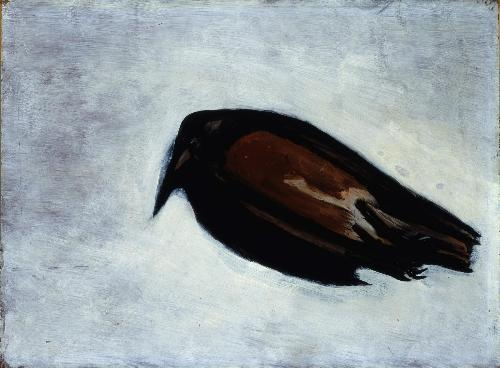 Marsden Hartley, Robin, c. 1940-1941.
