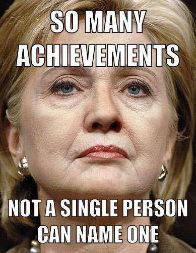 Hillarys-achievements