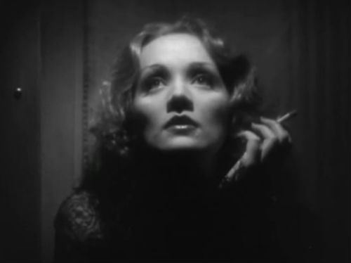 """""""I'm not an actress, I'm a personality."""" —Marlene Dietrich"""