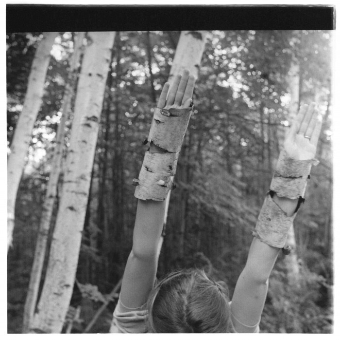 Francesca Woodman, untitled, 1980