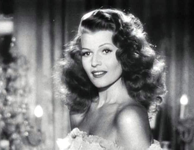 """Every man I knew went to bed with Gilda... and woke up with me."" —Rita Hayworth"