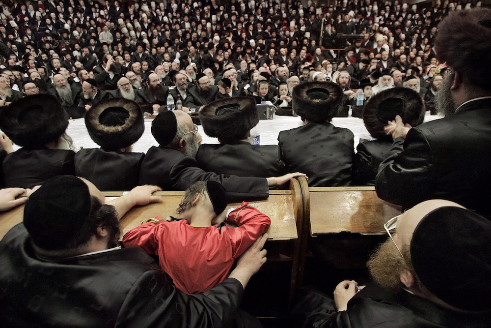 Natan Dvir, Belief series, Purim