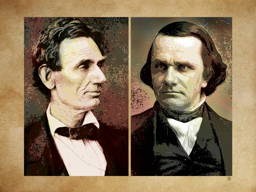 Thank goodness there was no panel of moderators at the Lincoln/Douglas debates of 1858.