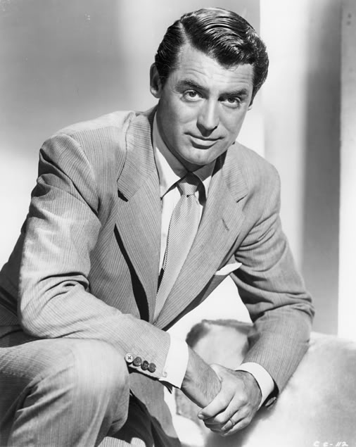 """I wish I was Cary Grant."" —Cary Grant to film historian David Thompson"
