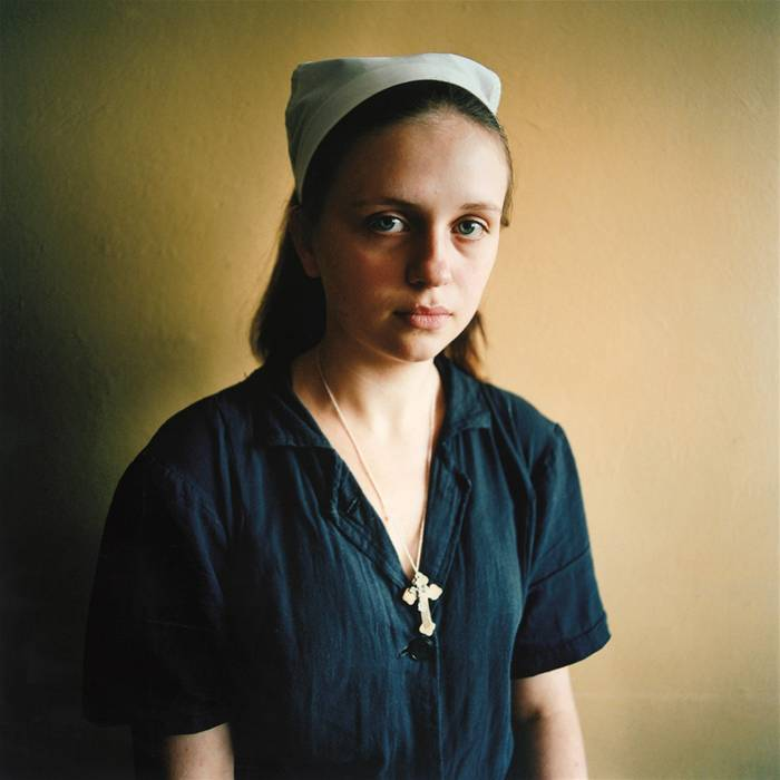 Michal Chelbin, Natalia, Sentenced for stabbing, Juvenile Prison for Girls, Ukraine, 2009