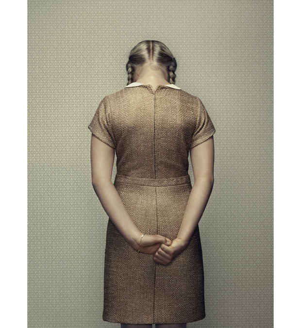 Erwin Olaf, from the Waiting series