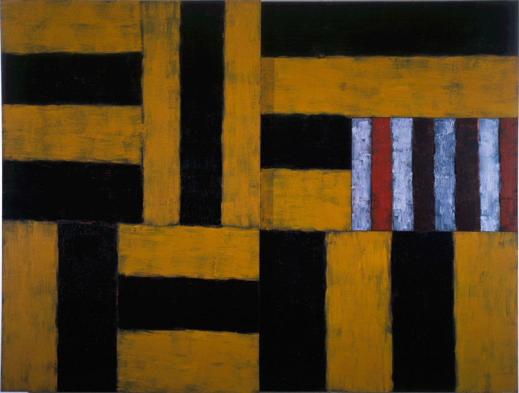 Sean Scully, Catherine, 2007