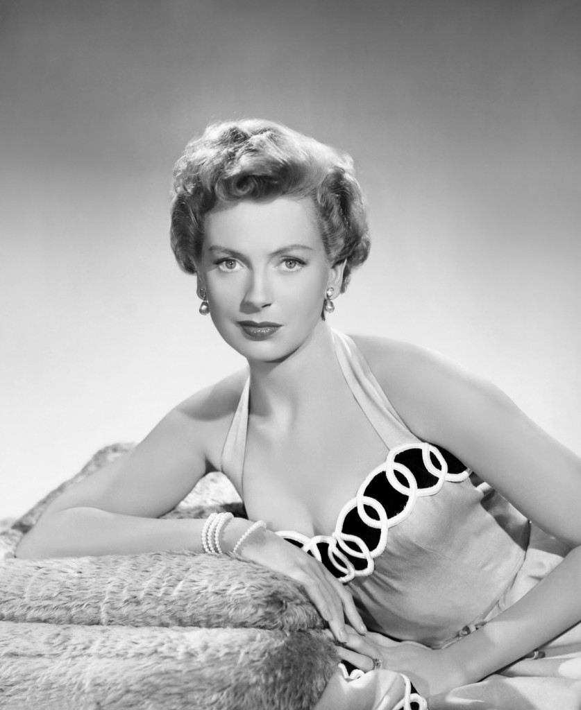 """I adore not being me. I'm not very good at being me. That's why I adore acting so much."" ―Deborah Kerr"