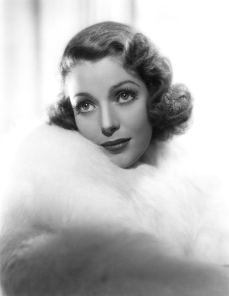 """The split second she ceases to care is the only time a woman ceases to be attractive."" —Loretta Young"