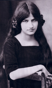 Jeanne Hébuterne (6 April 1898 – 25 January 1920) was a French artist, best known as the frequent subject and common-law wife of the artist Amedeo Modigliani.